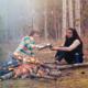 Lagerfeuer machen