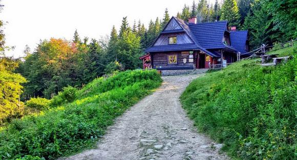 Natururlaub Ferienhaus