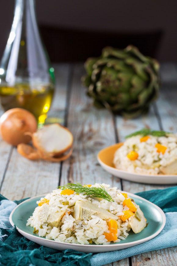 Reisgericht zur Regeneration