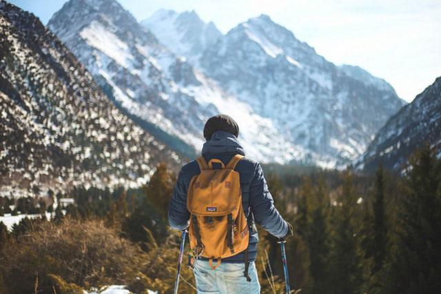 Fit werden beim Wandern