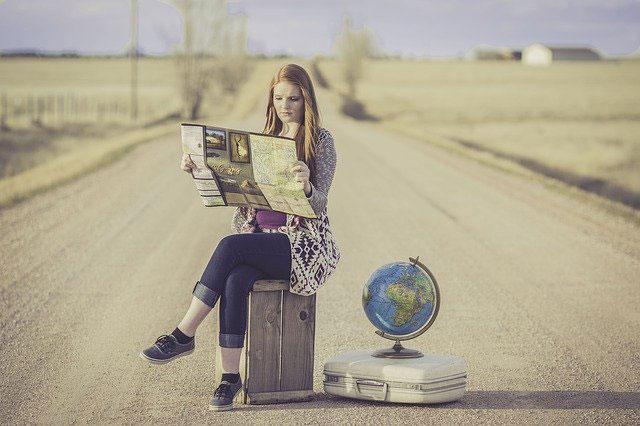 Konto für Reisende