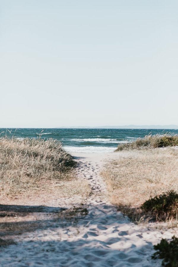 Blick Meer Dänemark