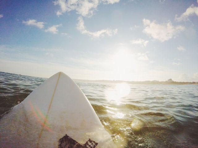 Portugal surfen Wasser