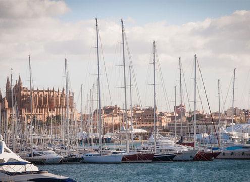 Mallorca Skyline