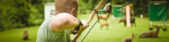 Bogenschießen lernen Equipment