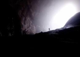 Höhlenforschung Nachtsicht