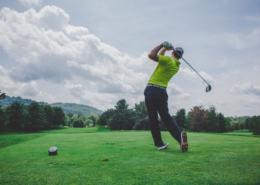 Golfausrüstung für Anfänger
